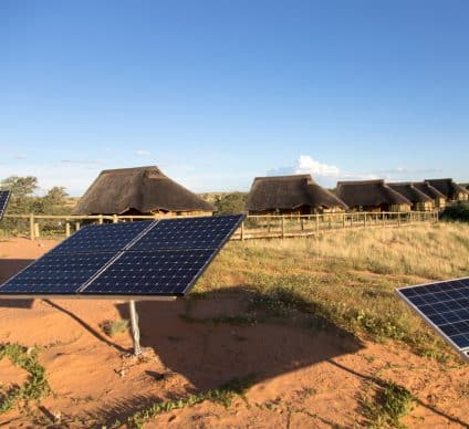 AFRICA: AfDB and EnergyNet Launch Renewable Energy Competition ©Gaston Piccinetti/Shutterstock