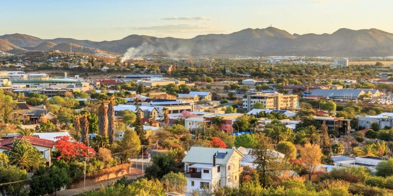 NAMIBIA: a 25 MWp solar project to be developed under PPPs in Windhoek©Vadim Nefedoff/Shutterstock