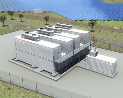 SOUTH AFRICA: Abengoa to build a solar system (3.5 MWp) at the Vametco mine©Abengoa