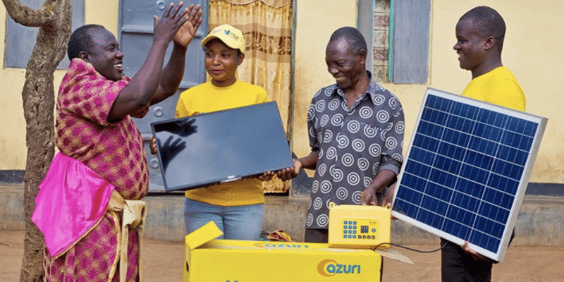 KENYA: Azuri launches TV400, a solar-powered entertainment system ©Azuri Technologies