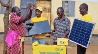 KENYA : Azuri lance TV400, un système de divertissement alimenté au solaire© Azuri Technologies