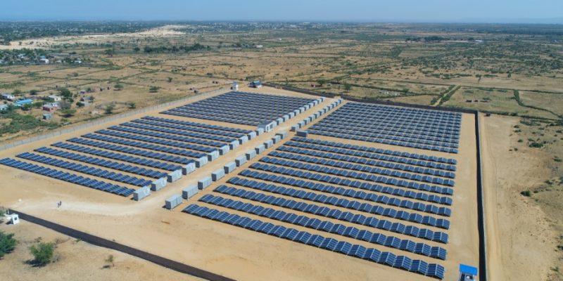 MADAGASCAR : Akuo et Enelec installent 44 unités solaires PV conteneurisées à Tuléar©Akuo Energy