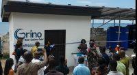 GHANA : Grino installe un système de dessalement à l'énergie solaire à Cape Coast©Grino