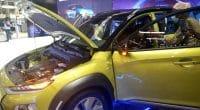 NIGERIA: Stallion Motors launches its Hyundai-Kona, a 100% electric car ©Stallion Motors