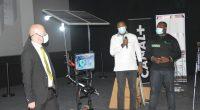 BÉNIN : un accord entre Qotto et Canal+ pour la télévision alimentée au solaire ©Qotto Bénin
