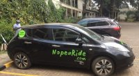 KENYA: InfraCo Africa finances NopeaRide, an electric mobility solution ©NopeaRide