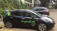 KENYA : InfraCo Africa finance NopeaRide, une solution de mobilité électrique ©NopeaRide
