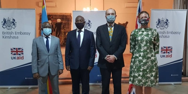 DRC: Kinshasa chooses Eranove, AEE and Gridworks for solar off-grid in 3 cities©UK DRC