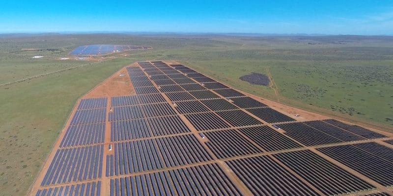 AFRIQUE DU SUD : GRS exploitera les parcs solaires de Lesedi et Letsatsi durant 5 ans©Letsatsi PV