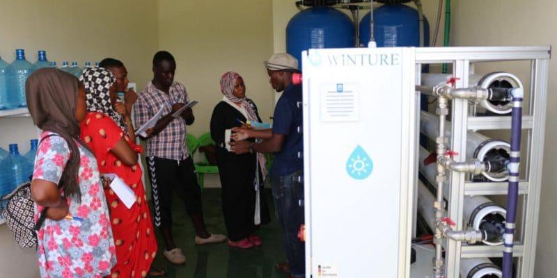 SOMALIA: Boreal Light installs a solar-powered desalination system in Oog©ES_SO/Shutterstock