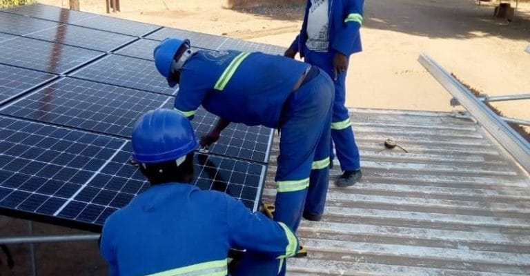 LESOTHO: SustainSolar to install 7 containerised solar mini-grids for OnePower©SustainSolar