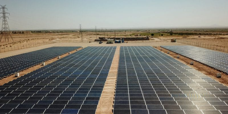 CHAD: In Sarh, a 30 MWp solar power plant will supply the populations and the NSTT©Sebastian Noethlichs/Shutterstock