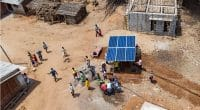 AFRICA: RBH invests $20m in DPA to provide solar energy©The Drone Zone/Shutterstock