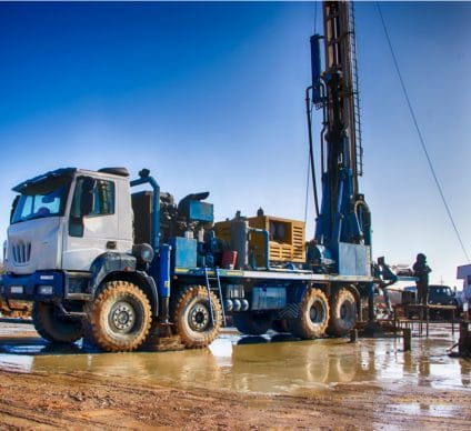 BENIN: a drilling field for the water supply of the Glo-Djigbé SEZ©Another77/Shutterstock