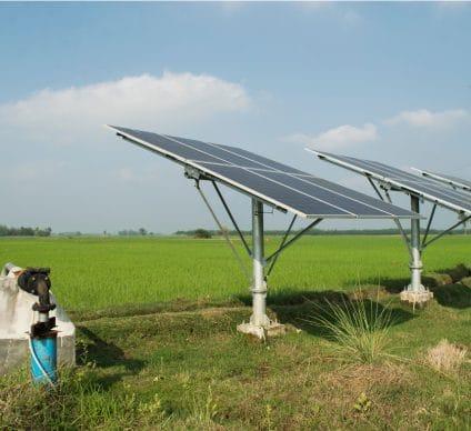 EGYPT: IFC and EBA to finance solar photovoltaic irrigation©CochraneL/Shutterstock
