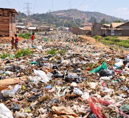 GHANA: CleanApp Ghana application to improve solid waste management©Lukas Maverick Greyson/Shutterstock