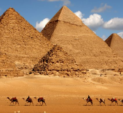 EGYPT: State replaces animals with electric vehicles in tourism©Fabian Plock/Shutterstock