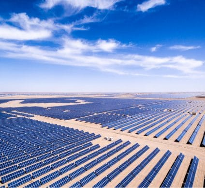 EGYPT: the government honoured with an award for its Benban solar project (1.65 GWp)© zhangyang13576997233/Shutterstock