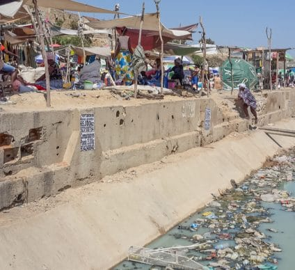 SENEGAL: the government raises awareness on sustainable waste management in Tivaouane©Fabian Plock/Shutterstock