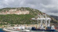 "MOROCCO: the port of Tangier Med awarded the 2020 ""ecoports"" label for sustainable development©Druid007/Shutterstock"