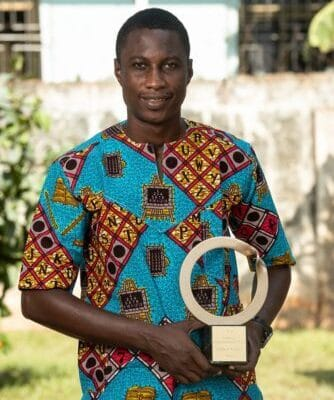 GHANA: Ezekiel Chibeze wins prestigious Goldman Environmental Award:Goldman Prize