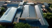SOUTH AFRICA: Vesconite equips its Virginia plant with a 60 kWp solar system©Vesconite Bearings
