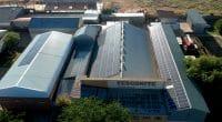 AFRIQUE DU SUD : Vesconite dote son usine de Virginie d'un système solaire de 60 kWc©Vesconite Bearings