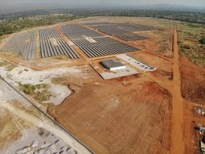 GHANA: BPA connects a floating solar power plant in the basin of the Bui dam