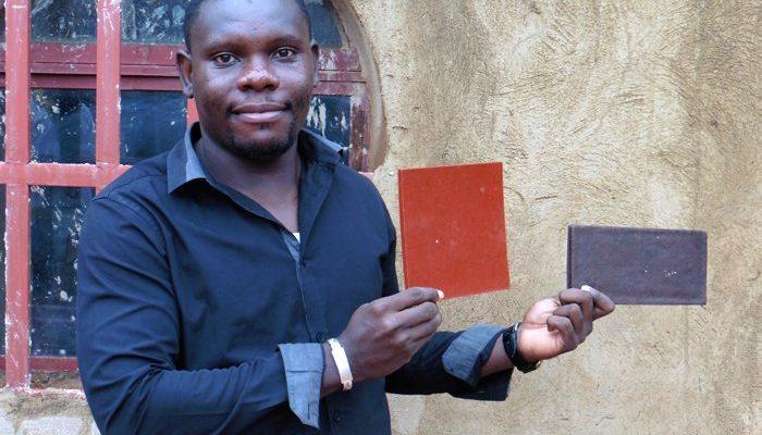 BURKINA FASO : le projet de toits écologiques de la start-up Teco2, primé par l'UEMOA©Calvin Tiam
