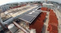 BÉNIN : la Sobebra dote son site de Cotonou de 352 panneaux solaires©Sobebra