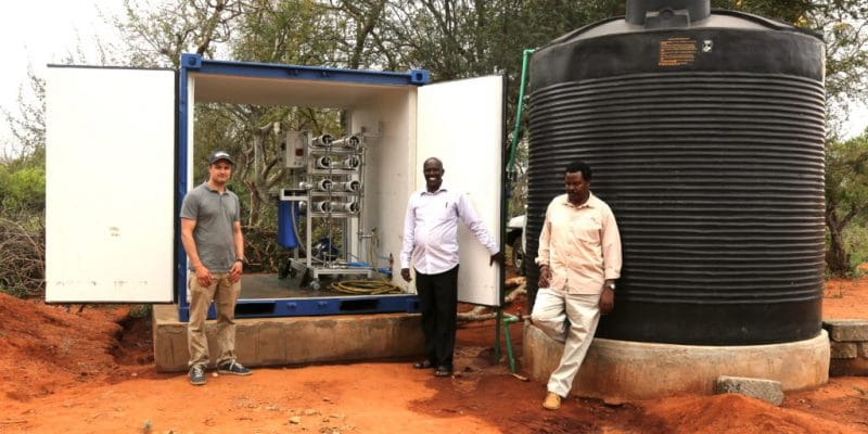KENYA: CFM and DFCD finance 200 solar-powered desalination systems in Kitui©Solar Water Solutions (SWS)