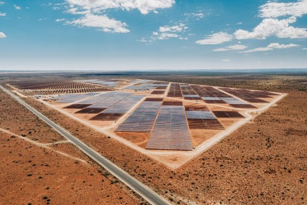 SOUTH AFRICA: GRS completes construction of the Greefspan II solar power plant ©GRS