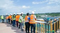 UGANDA: Sinohydro asks for a new deadline for the delivery of the Karuma dam©UEGCL
