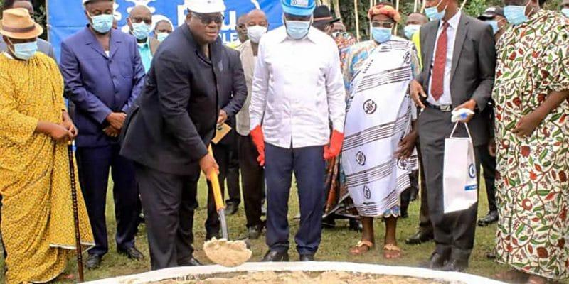 COTE D'IVOIRE : l'État renforce l'approvisionnement en eau dans 9 villages de Songon© Gouvernement de Cote d'Ivoire