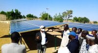 MALI: KYA Energy Group installs 6 hybrid mini-solar power plants in two regions©KYA Energy Group
