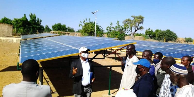 MALI: KYA Energy Group installs 6 hybrid mini-solar power plants in two regions©KYA Energy Group