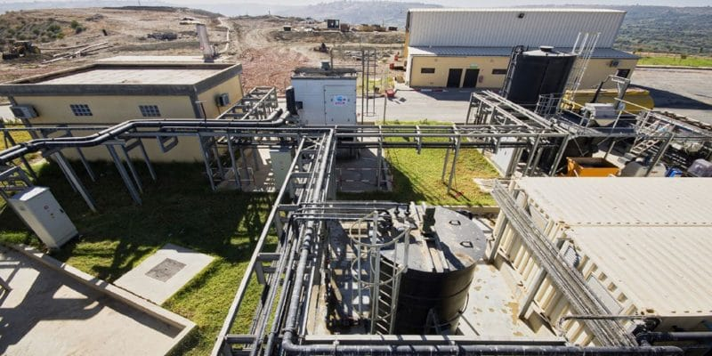 """MOROCCO: Suez launches """"Evalix"""" for the elimination of leachate at the Meknes landfill site ©Suez"""