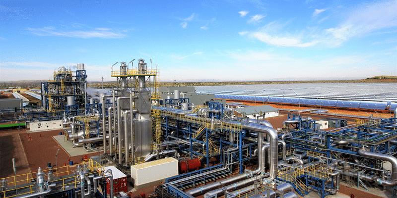 SOUTH AFRICA: Acwa Power refurbishes its Bokpoort thermodynamic solar power station©Acwa Power