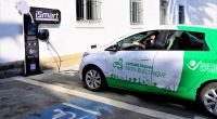 MOROCCO: the kingdom unveils its first charging station for electric cars ©Mohammed VI Polytechnic University
