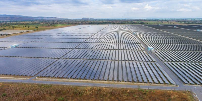 AFRIQUE DU SUD : juwi va doter la mine d'Evander d'une centrale solaire de 9,9 MWc©Blue Planet Studio/Shutterstock