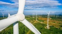 AFRIQUE DU SUD : BioTherm connecte son parc éolien Golden Valley (120 MW) au réseau©Blue Planet Studio/Shutterstock