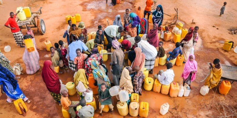 NORTH AFRICA: Freshwater availability has fallen by 30% according to FAO© hikrcn/Shutterstock