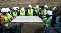 ETHIOPIA: the government launches the works of the Ajima-Chacha irrigation dam©ANRS Water, Irrigation and Energy Development Bureau