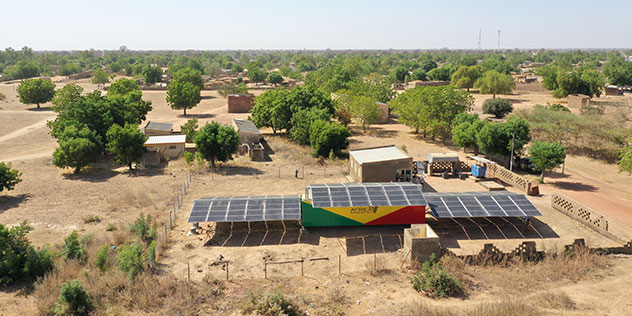 AFRICA: Africa GreenTec merges with Nexus for mini-grids in rural areas©Africa GreenTec