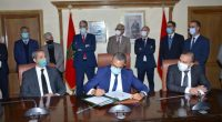 MAROC : Nareva et Enel signent un CAE pour le parc éolien de Jbel Lahdid de 270 MW©Onee