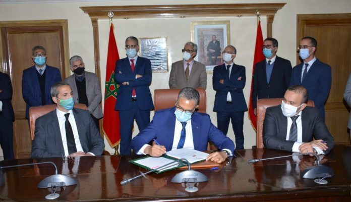 MOROCCO: Nareva and Enel sign a PPA for the 270 MW Jbel Lahdid wind farm©Onee