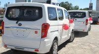 ZIMBABWE : BYD met sur le marché une fourgonnette à 100 % électrique ©BYD Zimbabwe