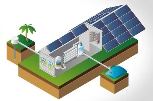 AFRICA: Mascara partners with Ecosun for water treatment using solar energy©Ecosun Innovation