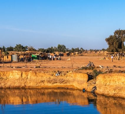 MALI: Minusma launches a second drinking water project in Kidal ©MattLphotography/Shutterstock