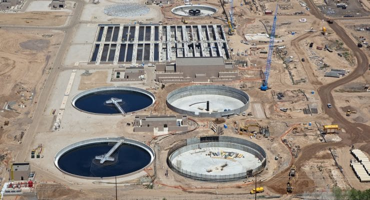 EGYPT: $15m to supply electricity to the Bahr Al-Baqar wastewater treatment plant